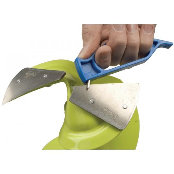 Как сделать нож для ледобура