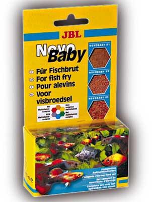 Корм для мальков аквариумных рыбок